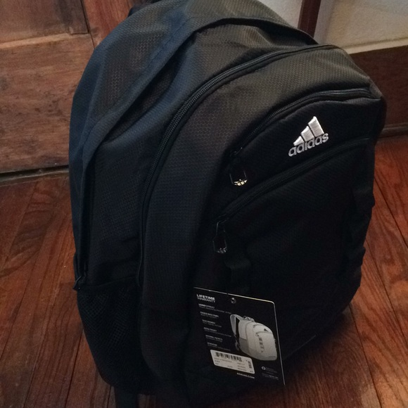 ... new product 76c83 0043b Stunning Adidas Excel lll black Backpack ... 4d95231b9fc1f